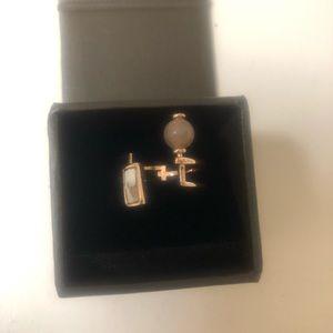 Jewelry - Charles and Keith SEMI-PRECIOUS STONE WRAP RING